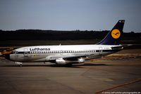 D-ABFL @ EDDK - Boeing 737-230A - LH DLH Lufthansa 'Coburg' - 22120 - D-ABFL - 1991 - by Ralf Winter