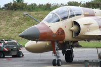 652 @ LFBD - Dassault Mirage 2000D, Flight line, Bordeaux-Mérignac Air Base 106 (LFBD-BOD) Open day 2017 - by Yves-Q