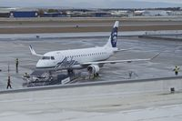 N173SY @ KBOI - Being pushed back from the gate.