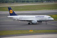D-AIBA @ EDDL - Airbus A319-114 - LH DLH Lufthansa - 4141 - D-AIBA - 26.05.2015 - DUS - by Ralf Winter