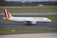 D-AIQR @ EDDL - Airbus A320-211 - 4U GWI Germanwings ex. Lufthansa 'Lahr Schwarzwald' - 382 - D-AIQR - 30.03.2016 - DUS - by Ralf Winter