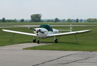 C-FWDZ @ CYTB - front view - by olivier Cortot