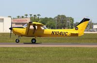 N104UC @ LAL - Cessna 152 - by Florida Metal