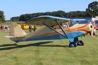 N34WA @ 7V3 - Wag-Aero Wag-a-Bond