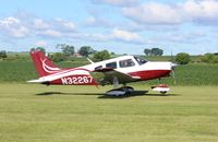 N32267 @ 7V3 - Piper PA-28-151