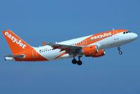 G-EZGC @ LFKB - Take off