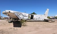 N105BF @ DMA - C-117D on some private boneyard property (that I was able to legally explore) by Davis Monthan AFB, this aircraft was painted in art like some of the ones at PIMA but never got used