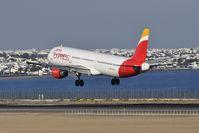 EC-JEJ @ GCRR - Iberia Express from Madrid (MAD) - by JC Ravon - FRENCHSKY