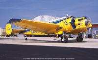 N4001A @ D74 - At Chorman Airport. - by J.G. Handelman