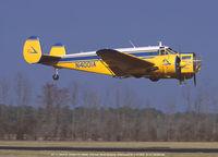 N4001A @ D74 - Fly by. - by J.G. Handelman