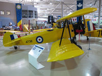 C-FFUI @ CYHM - CWH museum - by olivier Cortot