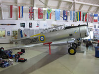N129DB @ CYHM - CWH museum - by olivier Cortot