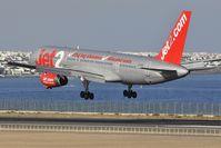 G-LSAI @ GCRR - Jet2 LS891 landing from Manchester (MAN) - by JC Ravon - FRENCHSKY