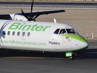 EC-KGJ @ GCRR - Binter Canarias NT505 to Las Palmas - by JC Ravon - FRENCHSKY