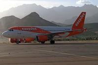 HB-JYN @ LFKC - Taxiing. Inaugural flight from Geneva