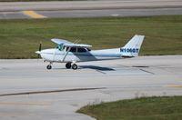 N106GT @ FLL - Cessna 172N - by Florida Metal