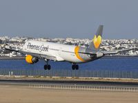 G-TCDL @ GCRR - Thomas Cook Airlines MT1304 from Glasgow - by JC Ravon - FRENCHSKY