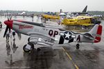 N44727 @ KYIP - North American P-51D Mustang Man O' War CN 44-72739, N44727 - by Dariusz Jezewski  FotoDJ.com