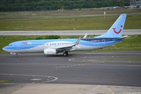 D-ATUN @ EDDL - Boeing 737-8K5(W) - X3 TUI TUIfly - 41660 - D-ATUN - 26.05.2015 - DUS - by Ralf Winter