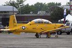 166064 @ KYIP - T-6B Texan II 166064 E-064 CoNA from TAW-5 NAS Whiting Field, FL - by Dariusz Jezewski  FotoDJ.com