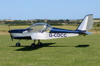 G-CDCC @ X3CX - Parked at Northrepps. - by Graham Reeve