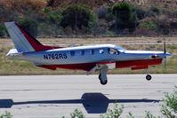 N762RS @ LFKC - Landing