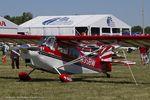 N35BW @ KOSH - American Champion Aircraft 8KCAB CN 678-92, N35BW - by Dariusz Jezewski  FotoDJ.com