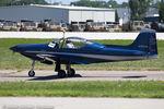 N767CN @ KOSH - Aeromere F-8L Falco CN 1232, N767CN