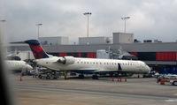 N135EV @ KATL - Atlanta - by Ronald Barker