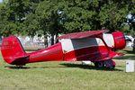 N51121 @ KOSH - Beech D17S Staggerwing CN 4914, NC51121