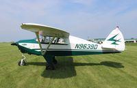 N9639D @ C55 - Piper PA-22-150