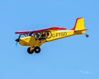 C-FTGO @ KAWO - KAWO Fly-In 2017 - by Terry Green