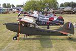 N16886 @ KOSH - Cessna O-1G CN 22706, N16886 - by Dariusz Jezewski  FotoDJ.com