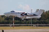 N108JA @ ORL - Phenom 100 - by Florida Metal