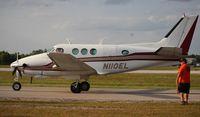 N110EL @ LAL - Beech C90 - by Florida Metal