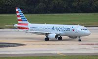 N110UW @ TPA - American A320