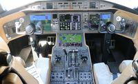 N111QS @ ORL - Net Jets Global 5000