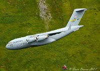 92-3292 - First C17 in the Mach Loop - by id2770