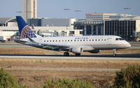 N113SY @ LAX - United Express - by Florida Metal