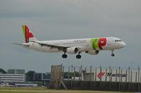 CS-TJF @ EHAM - TAP A321 - by fink123