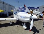 F-WAOU @ LFPB - Issoire APM 41 Cheelar 916 iS at the Aerosalon 2017, Paris