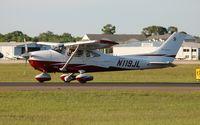 N119JL @ LAL - Cessna 182P - by Florida Metal