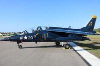 N120AU @ LAL - Alpha Jet