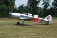 D-ETAB - D-ETAB at glider airport Dorsten - by Jack Poelstra