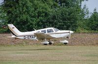 D-EMAP - D-EMAP, landing at glider airport Dorsten - by Jack Poelstra