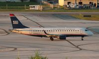 N124HQ @ FLL - US Airways - by Florida Metal