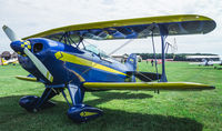 N64SE @ C77 - Parked at the Poplar Grove EAA Pancake Breakfast Fly In. - by ntlwhlr