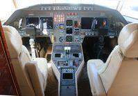 N127TN @ ORL - Falcon 2000
