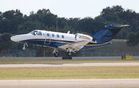 N133GL @ ORL - Citation CJ1