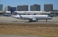 N133SY @ LAX - United Express - by Florida Metal